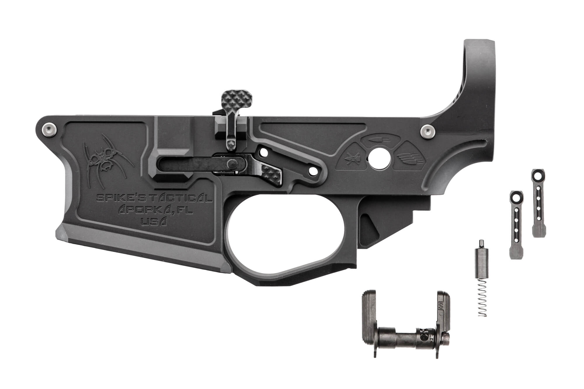 Billet Lower – Gen II