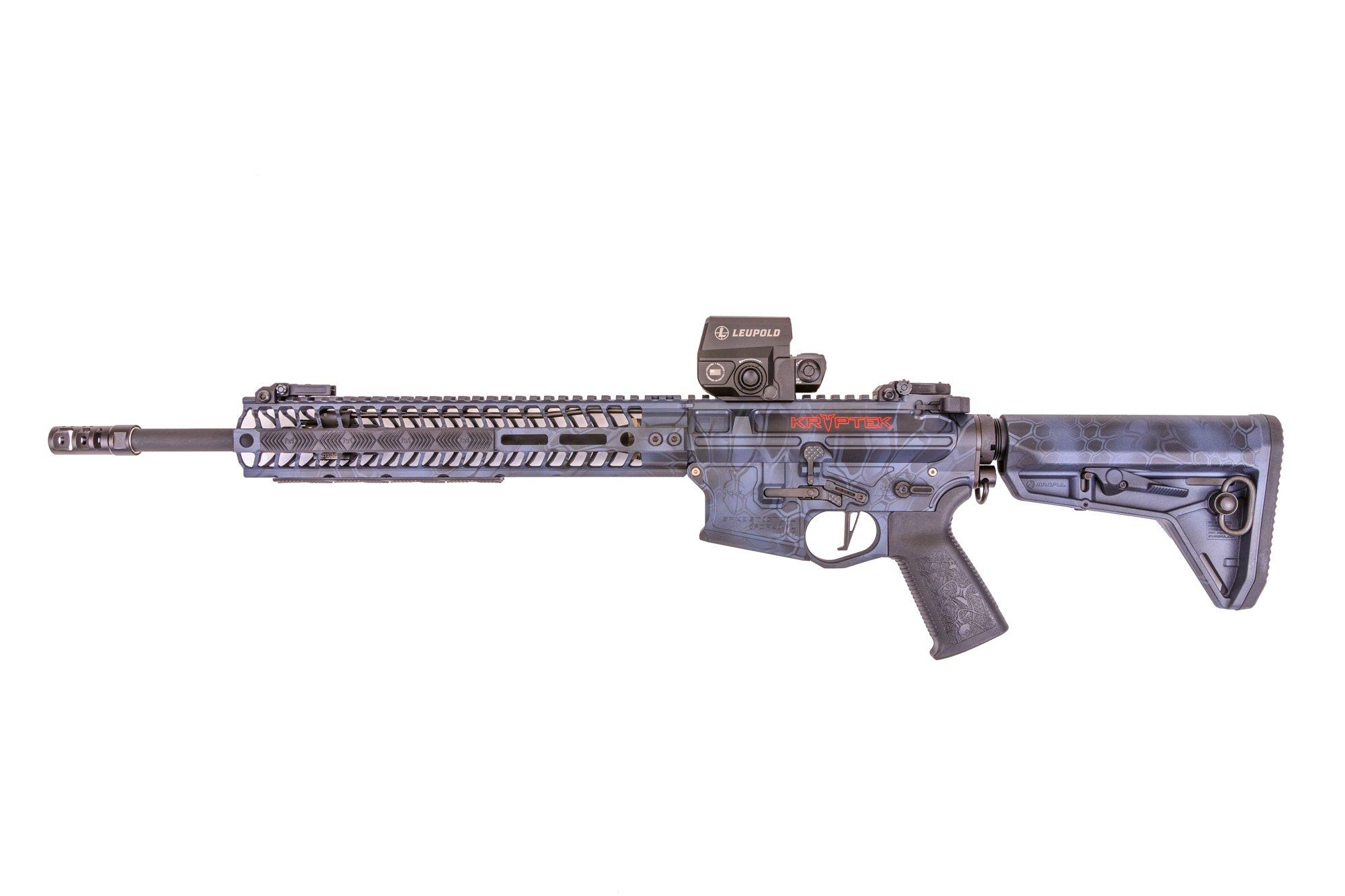 Kryptek Rifle