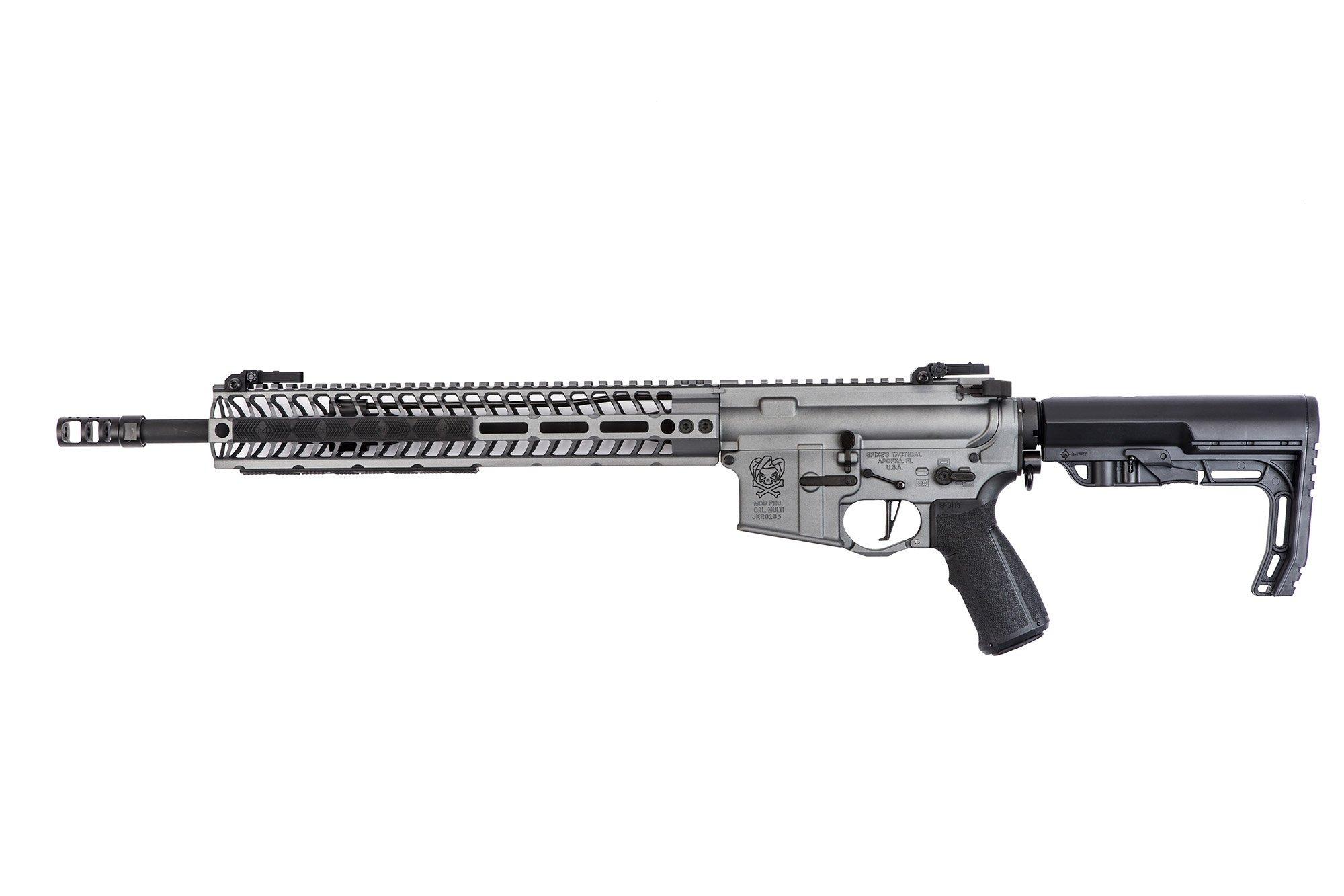 Grey PHU Joker Rifle