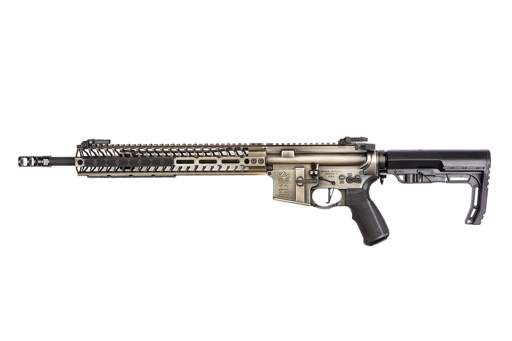 Battleworn PHU Joker Rifle