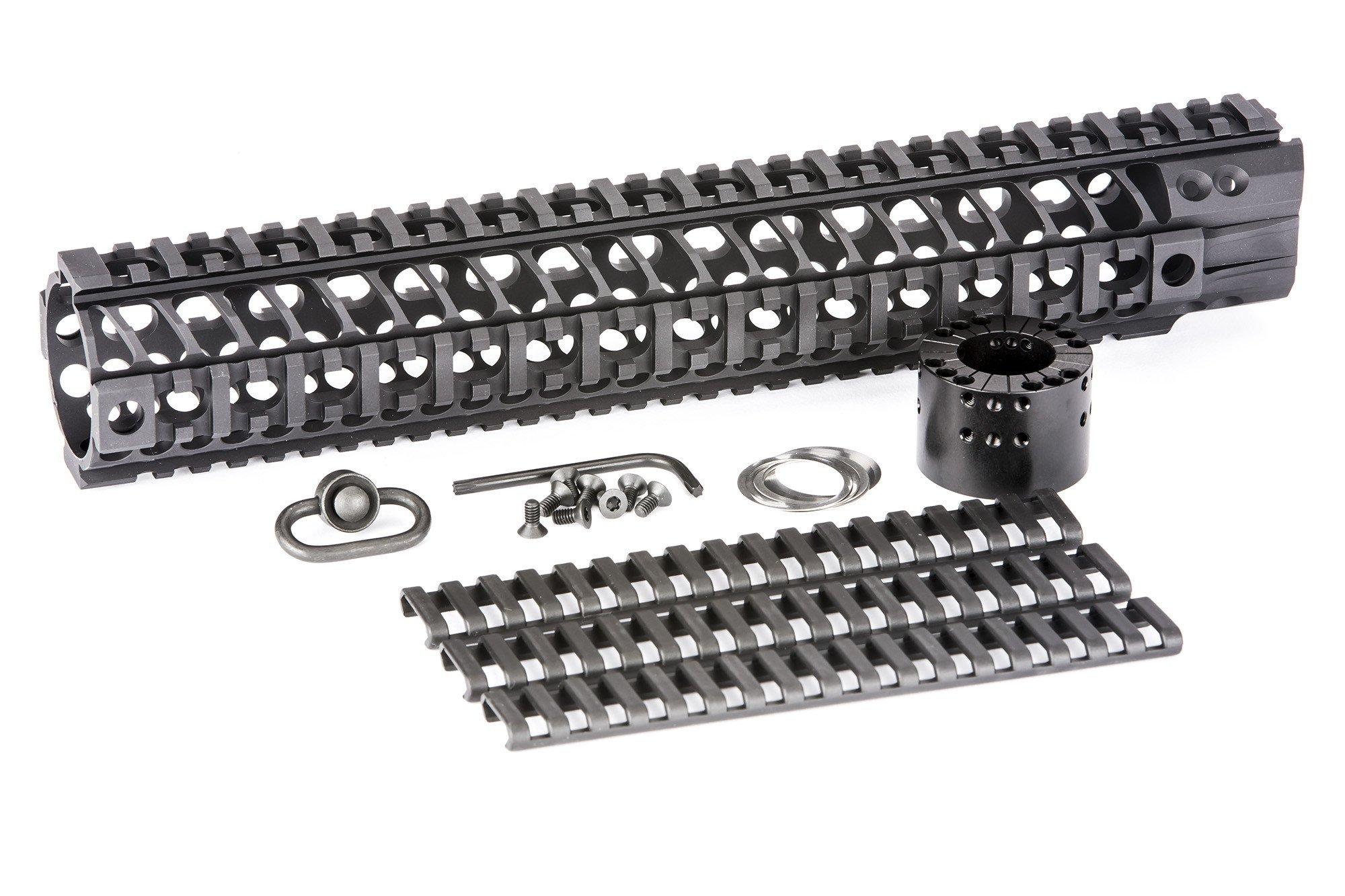 Spike's BAR2 Ruger Precision Rail