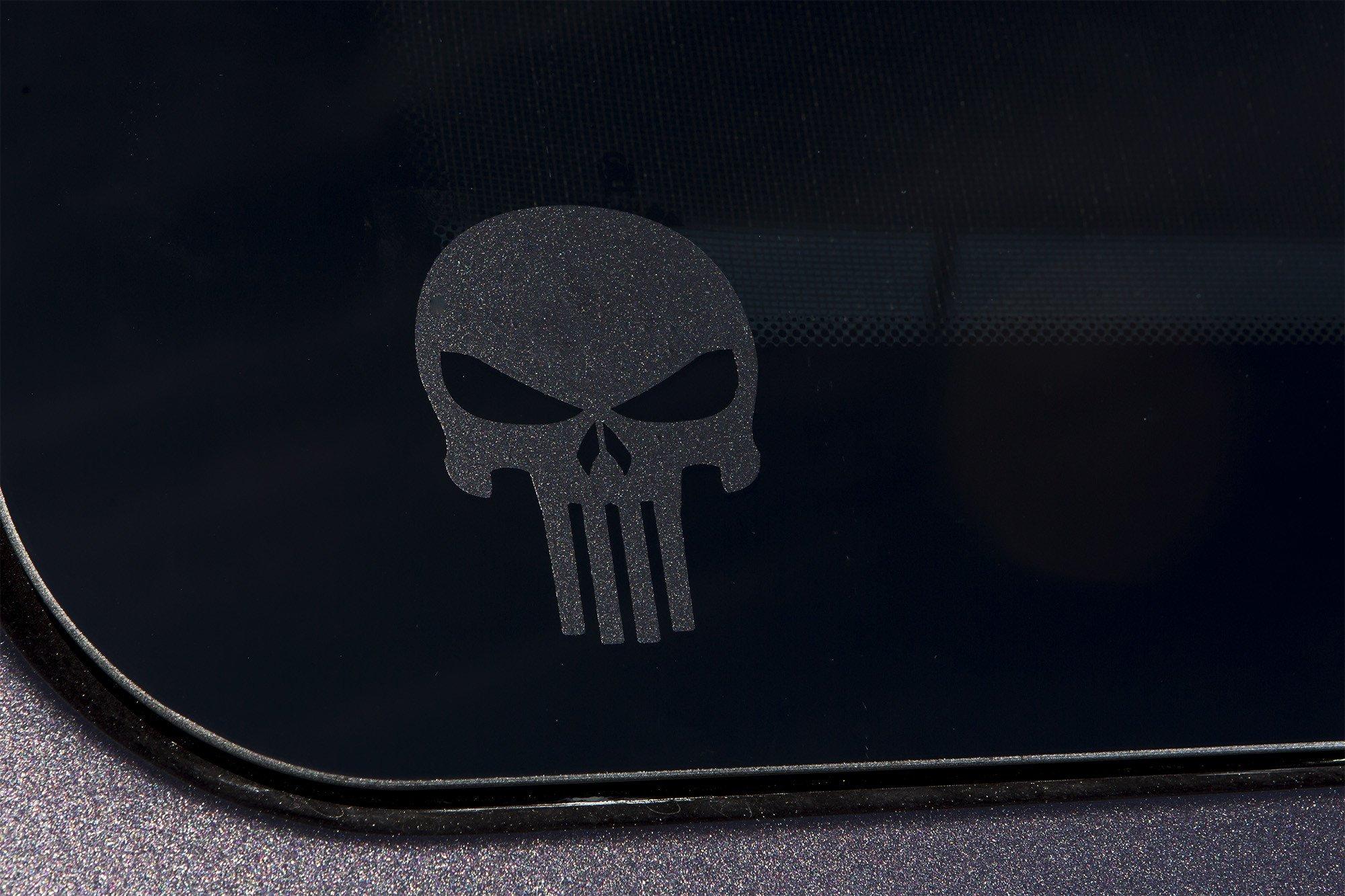 Vinyl Punisher Logo