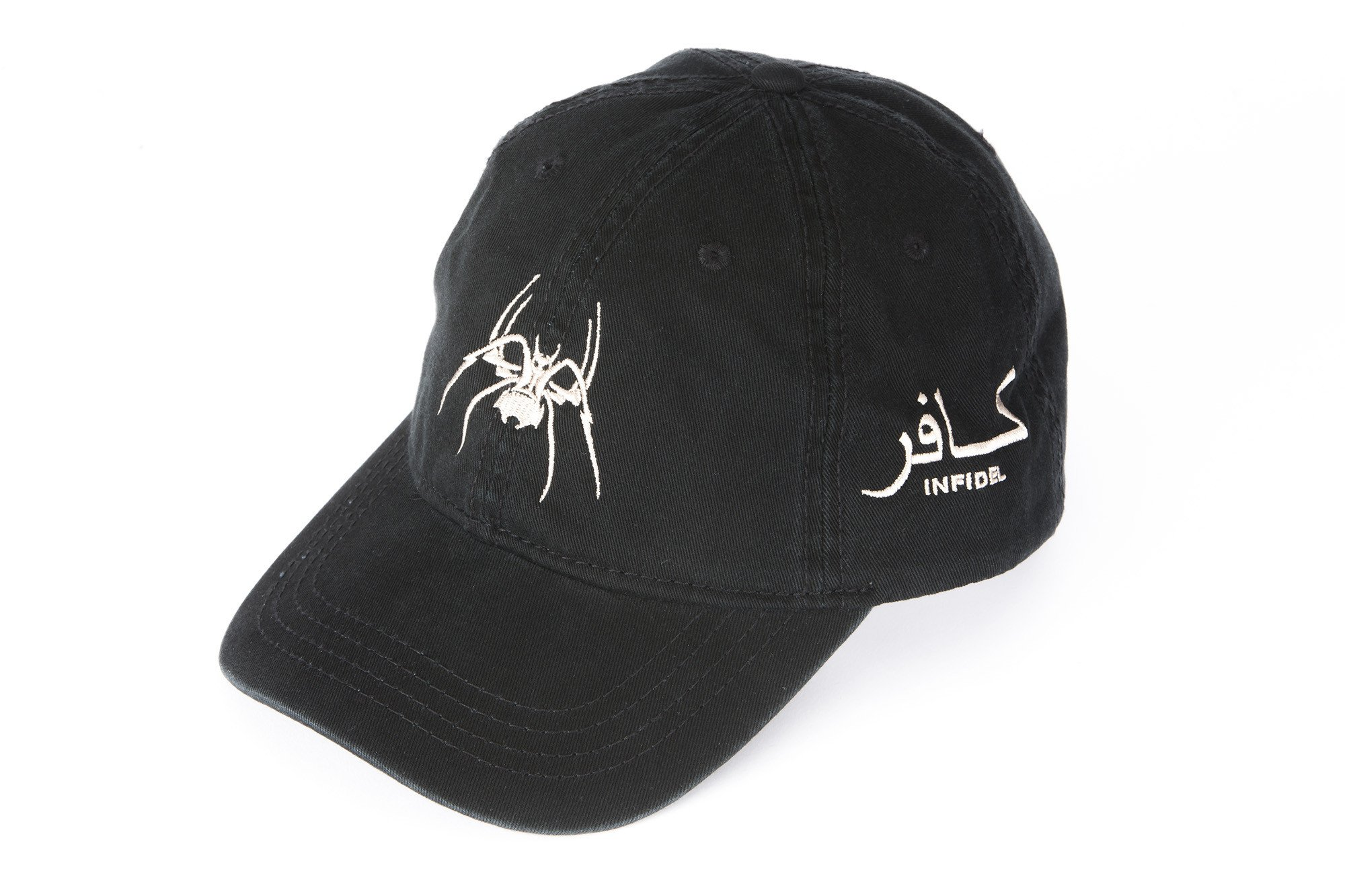 Spike s Tactical Hat- Black cc4cf453f68f