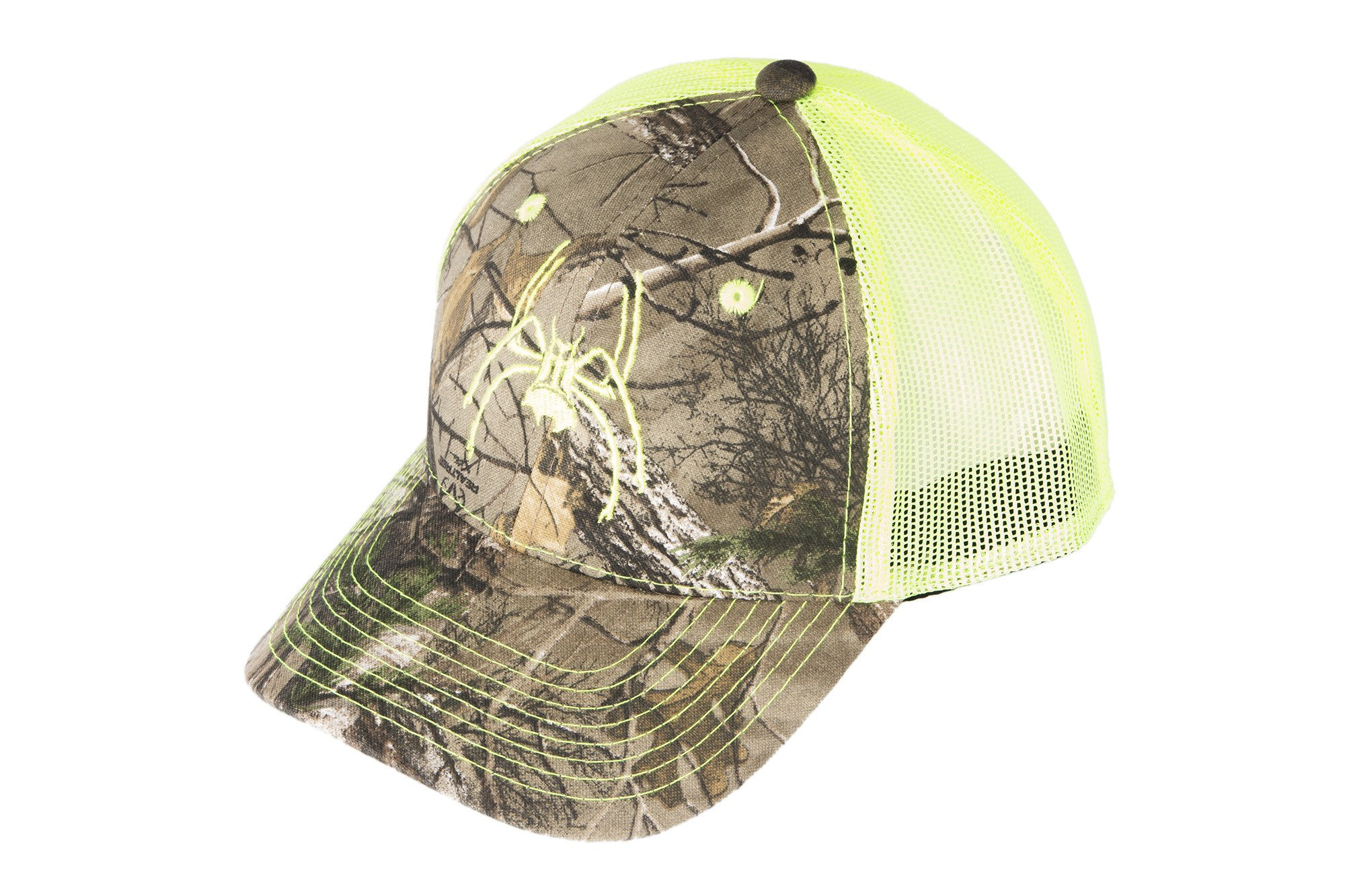 Spike's Tactical Hat- Neon Yellow