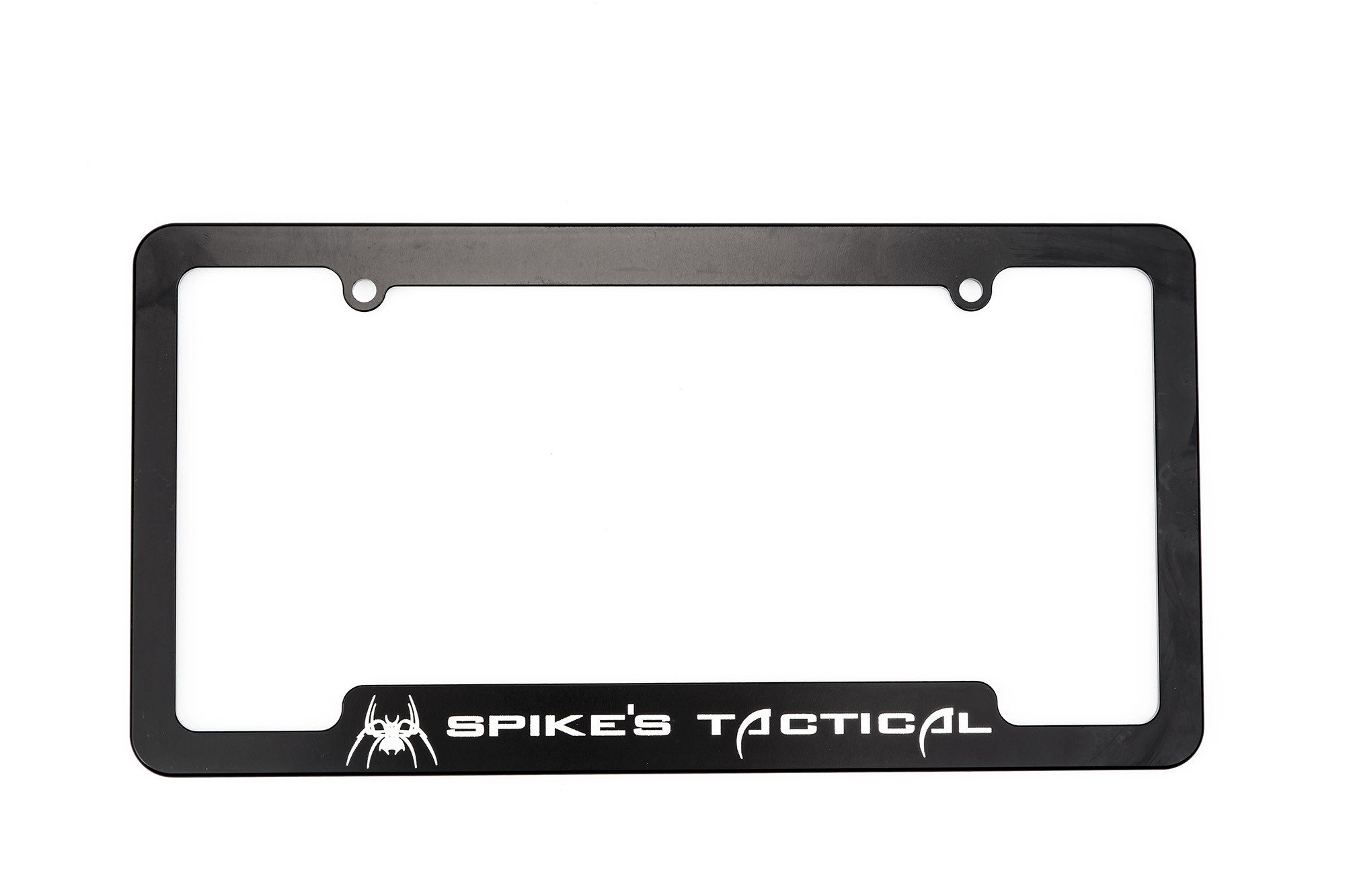 Spike's License Plate Frame