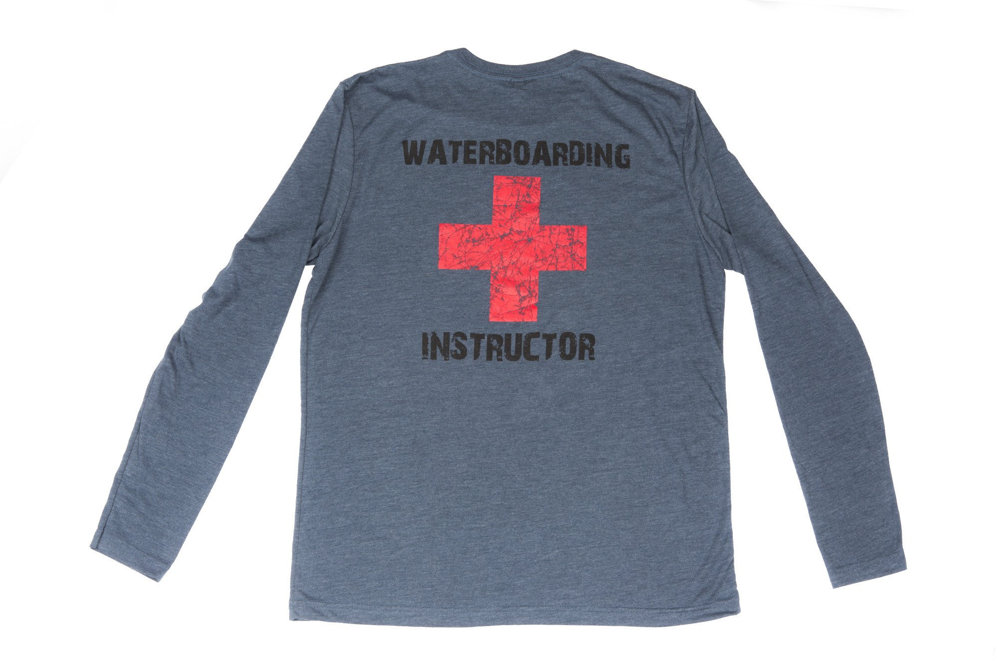 Waterboarding Instructor Long Sleeve