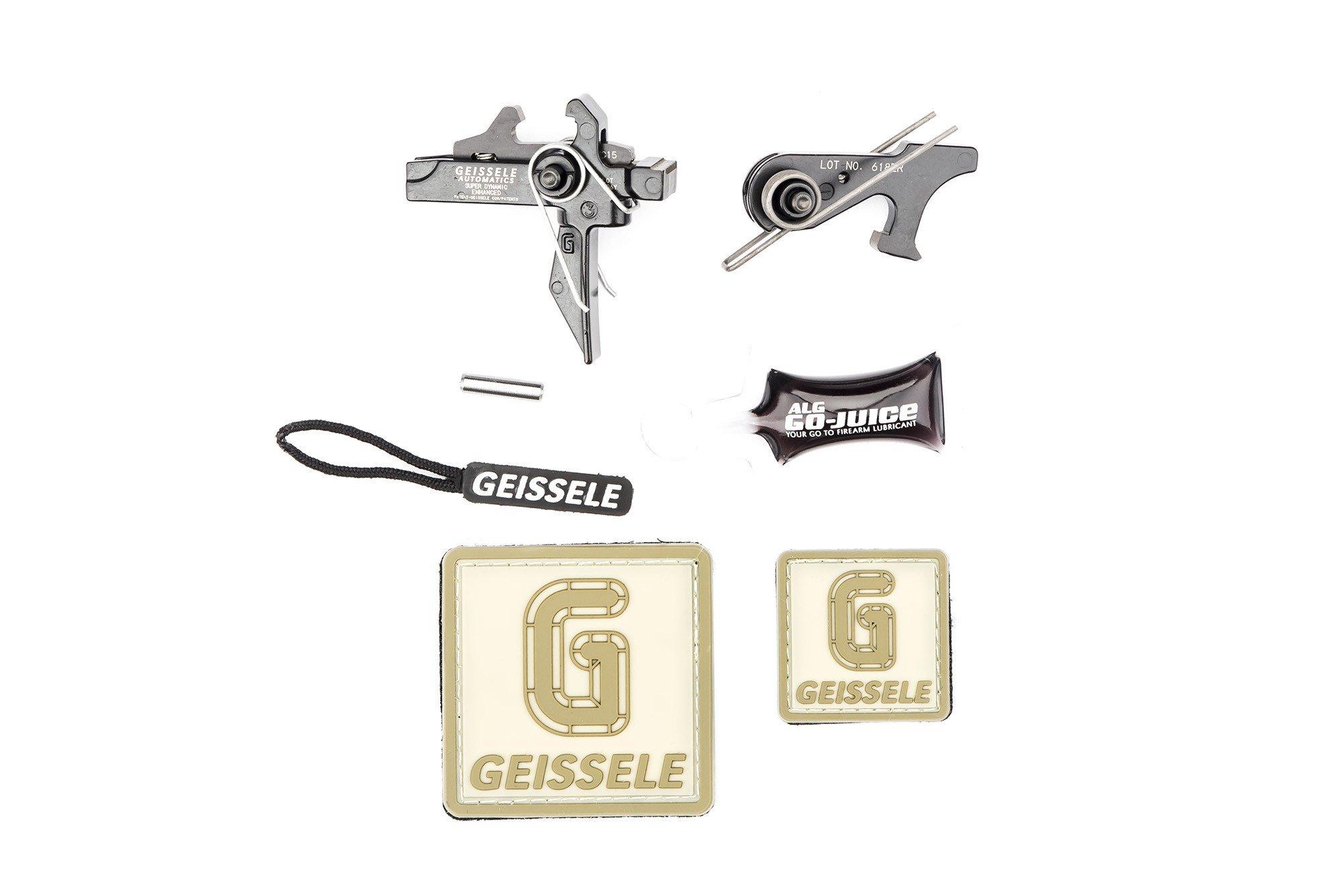 Geissele Super Dynamic Enhanced