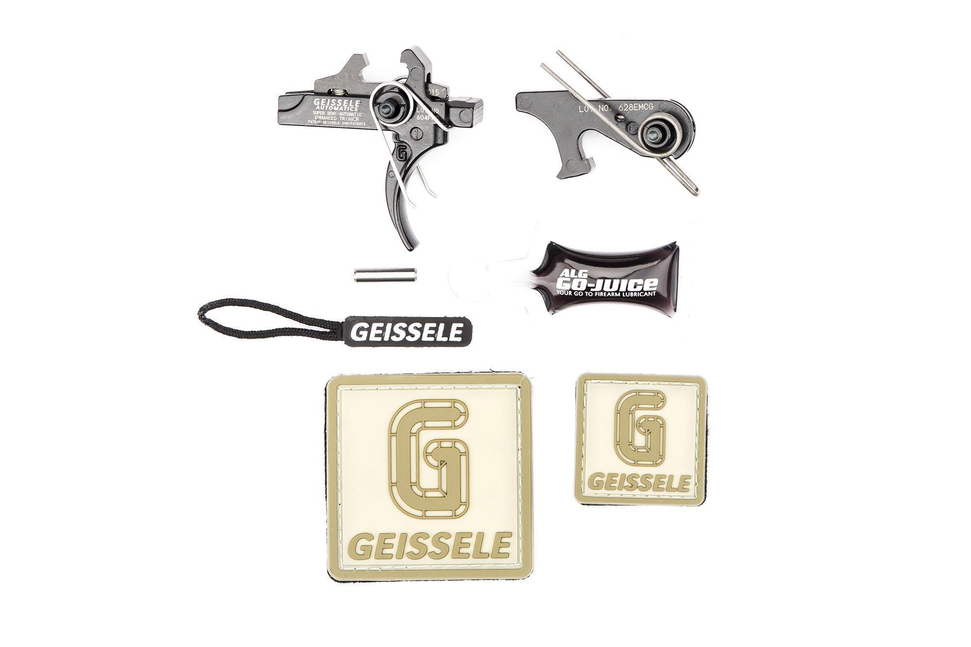 Geissele SSA Enhanced