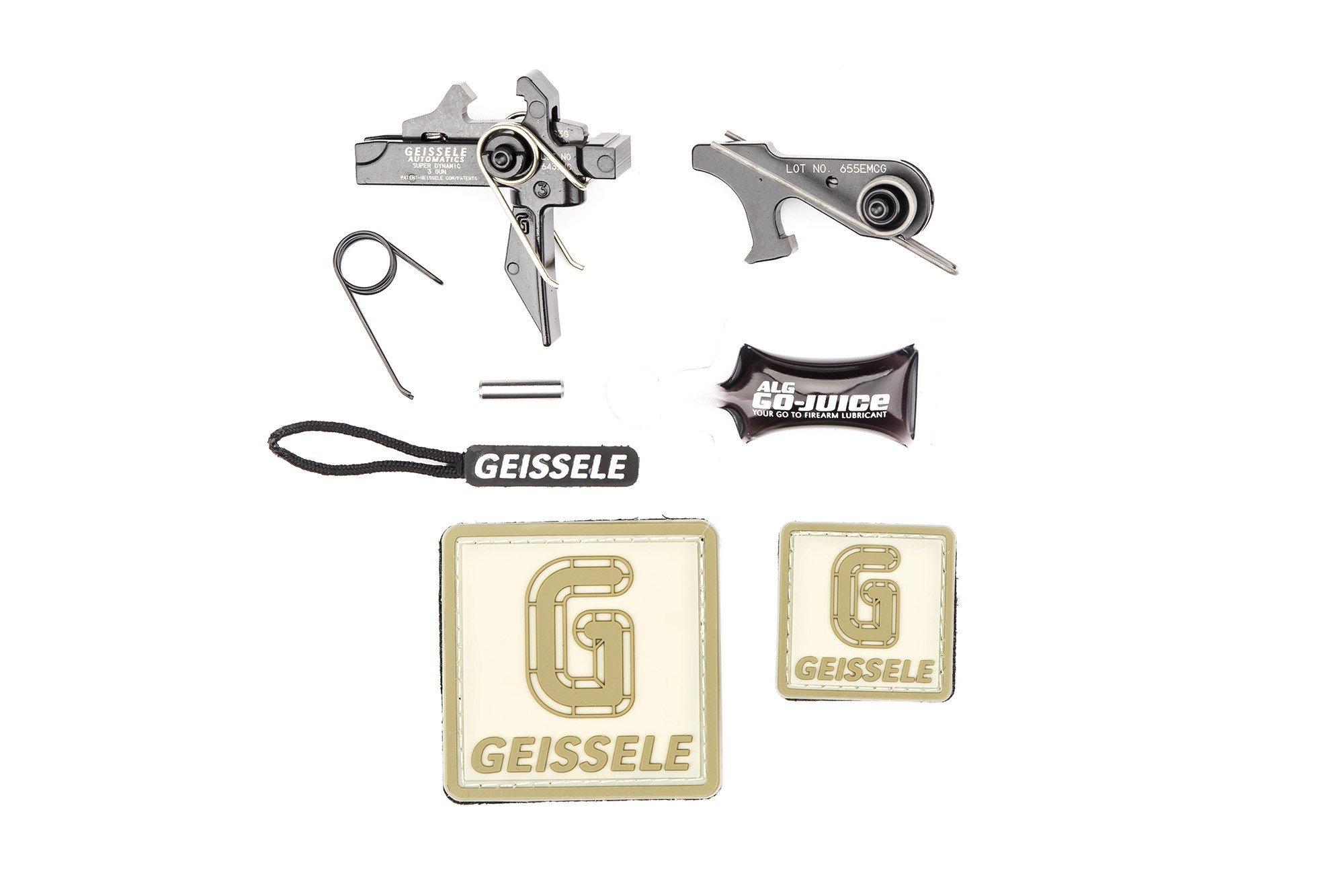 Geissele Super Dynamic 3 Gun