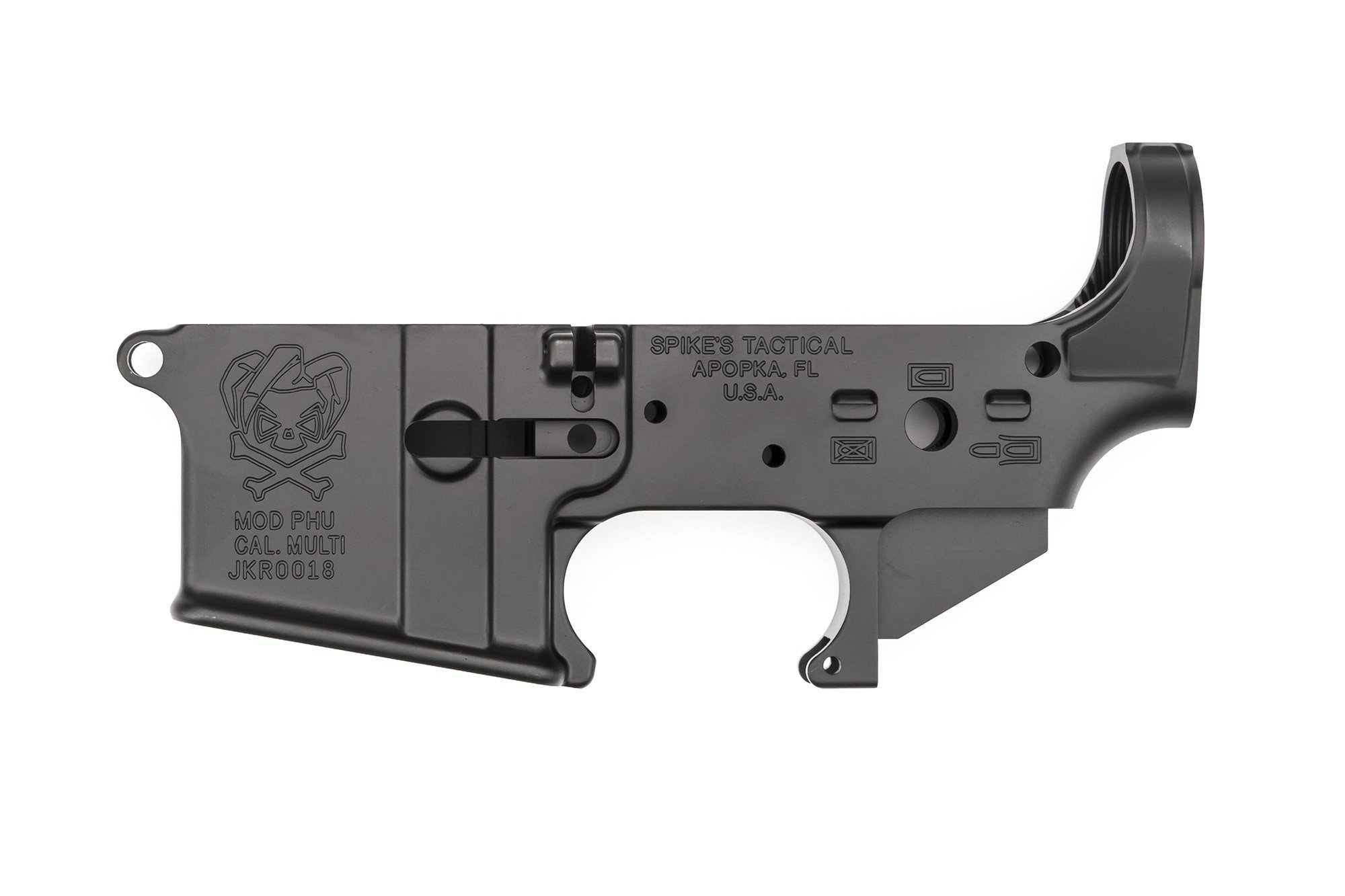 PHU Joker Stripped Lower Receiver