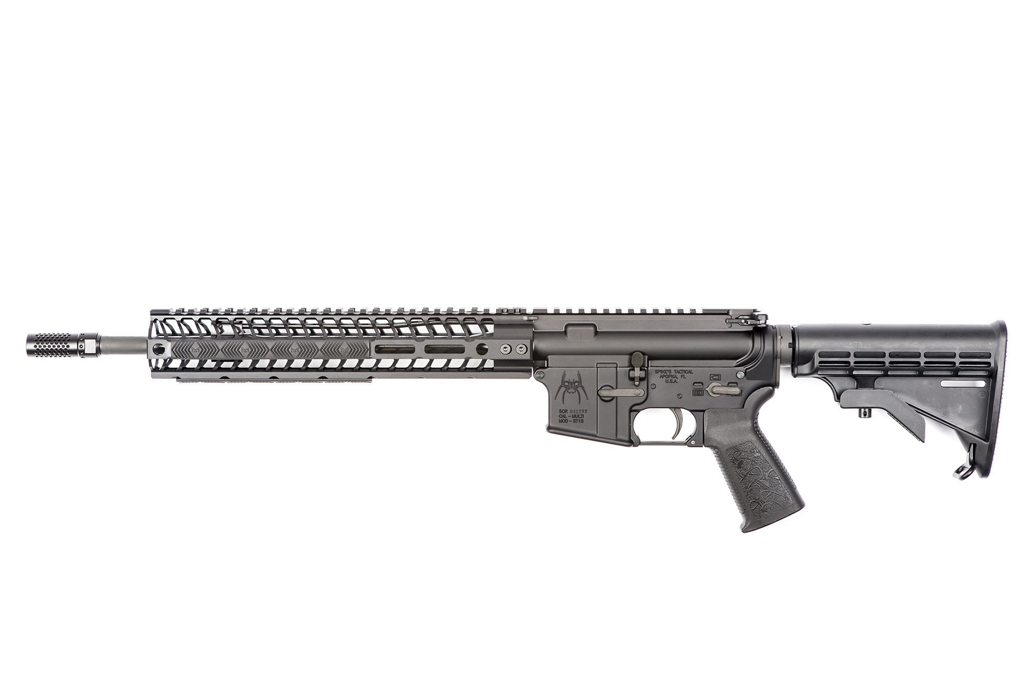 5.56 Midlength Lightweight 14.5″ Rifle