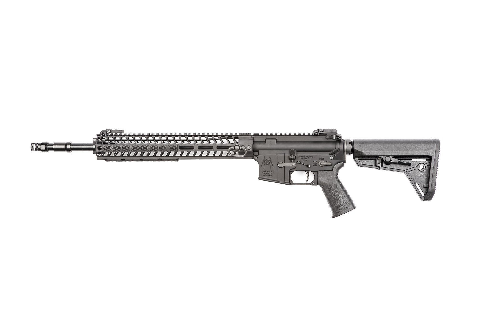 5.56 Special Purpose Rifle 18″