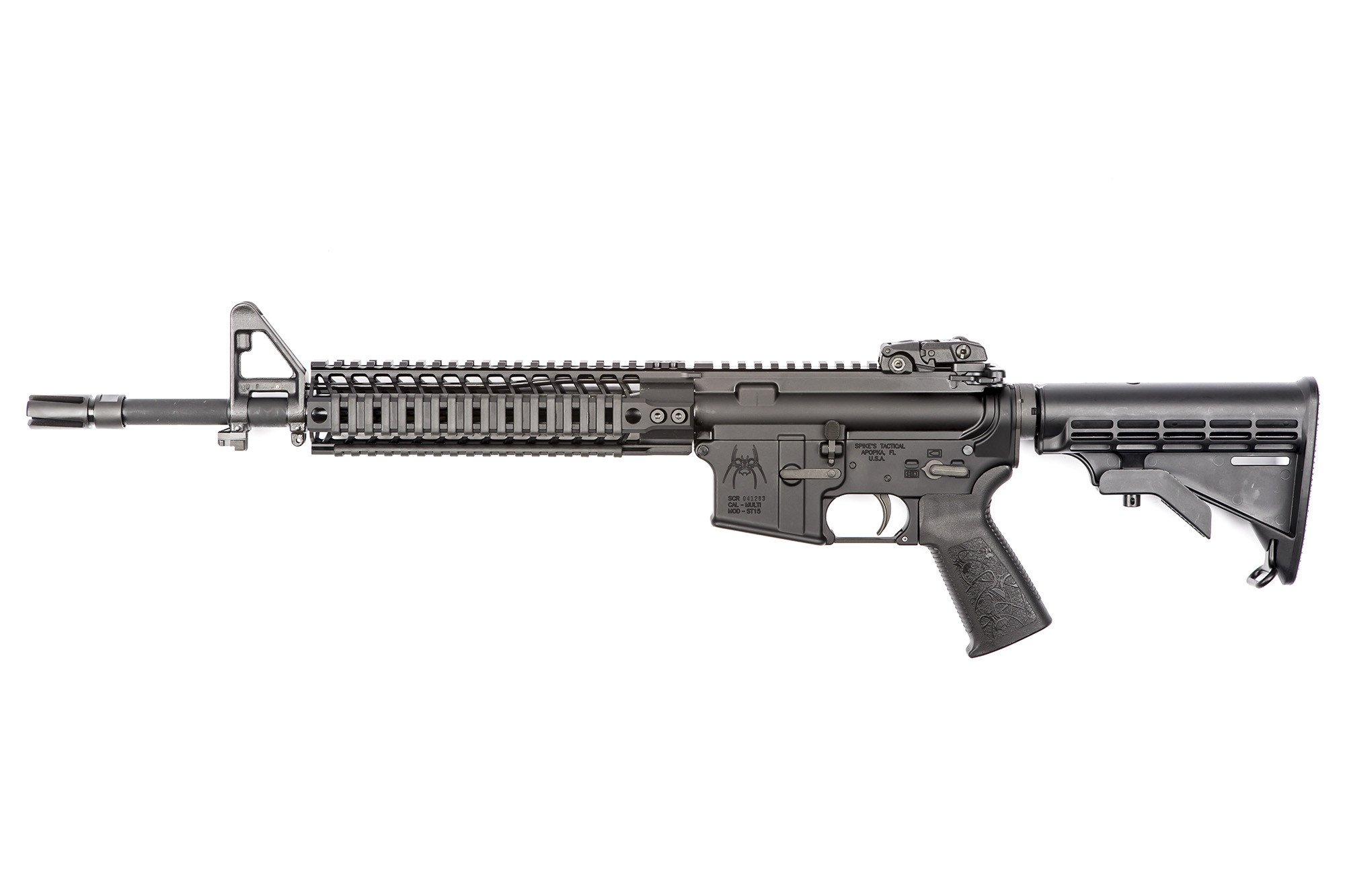 5.56 Midlength CHF 14.5″ Rifle