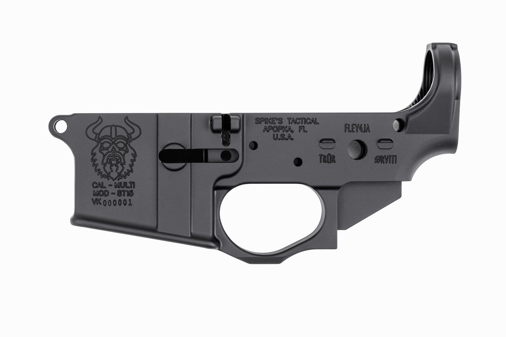 Viking Stripped Lower Receiver