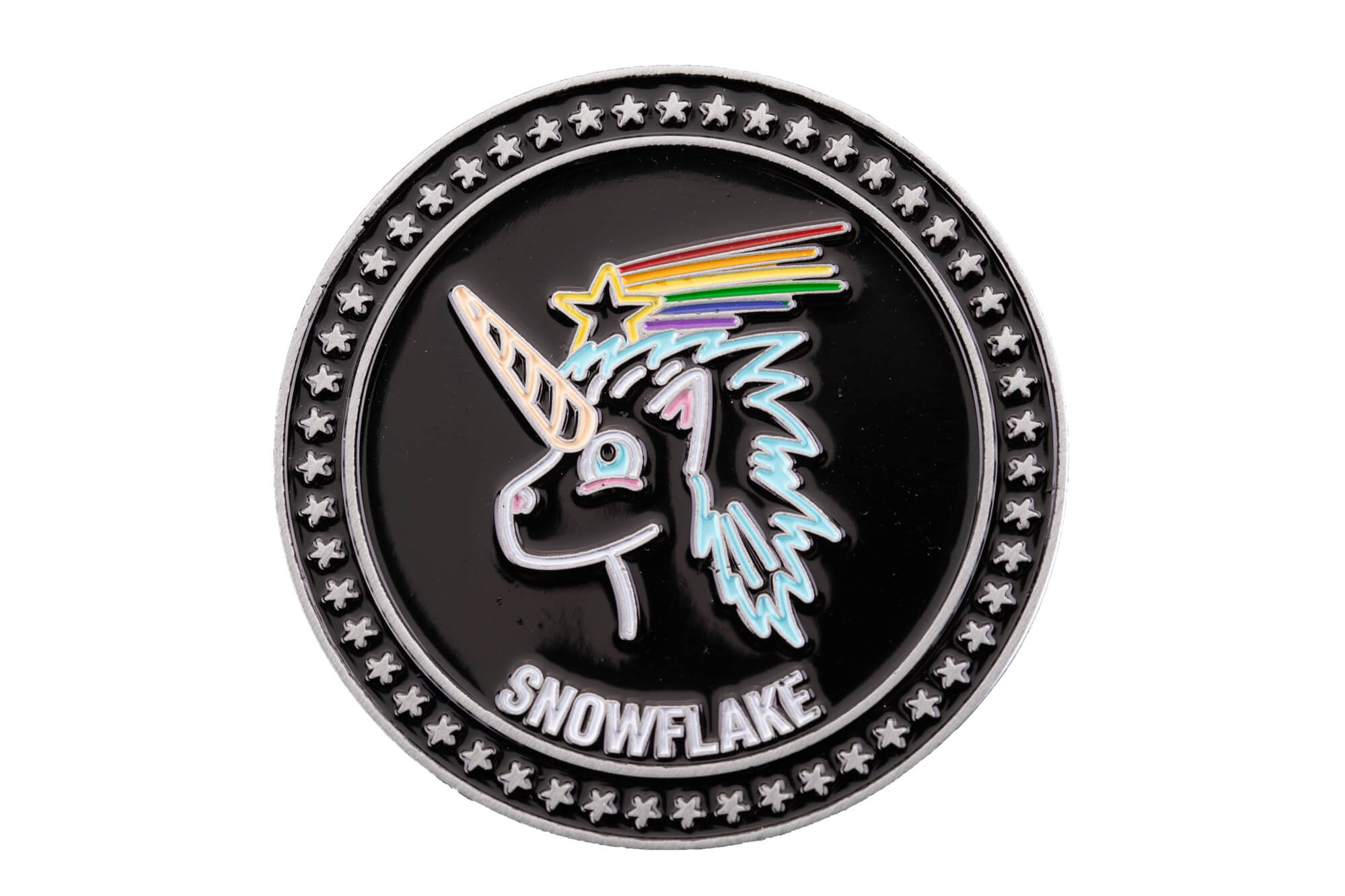 Spike's Challenge Coin Collection