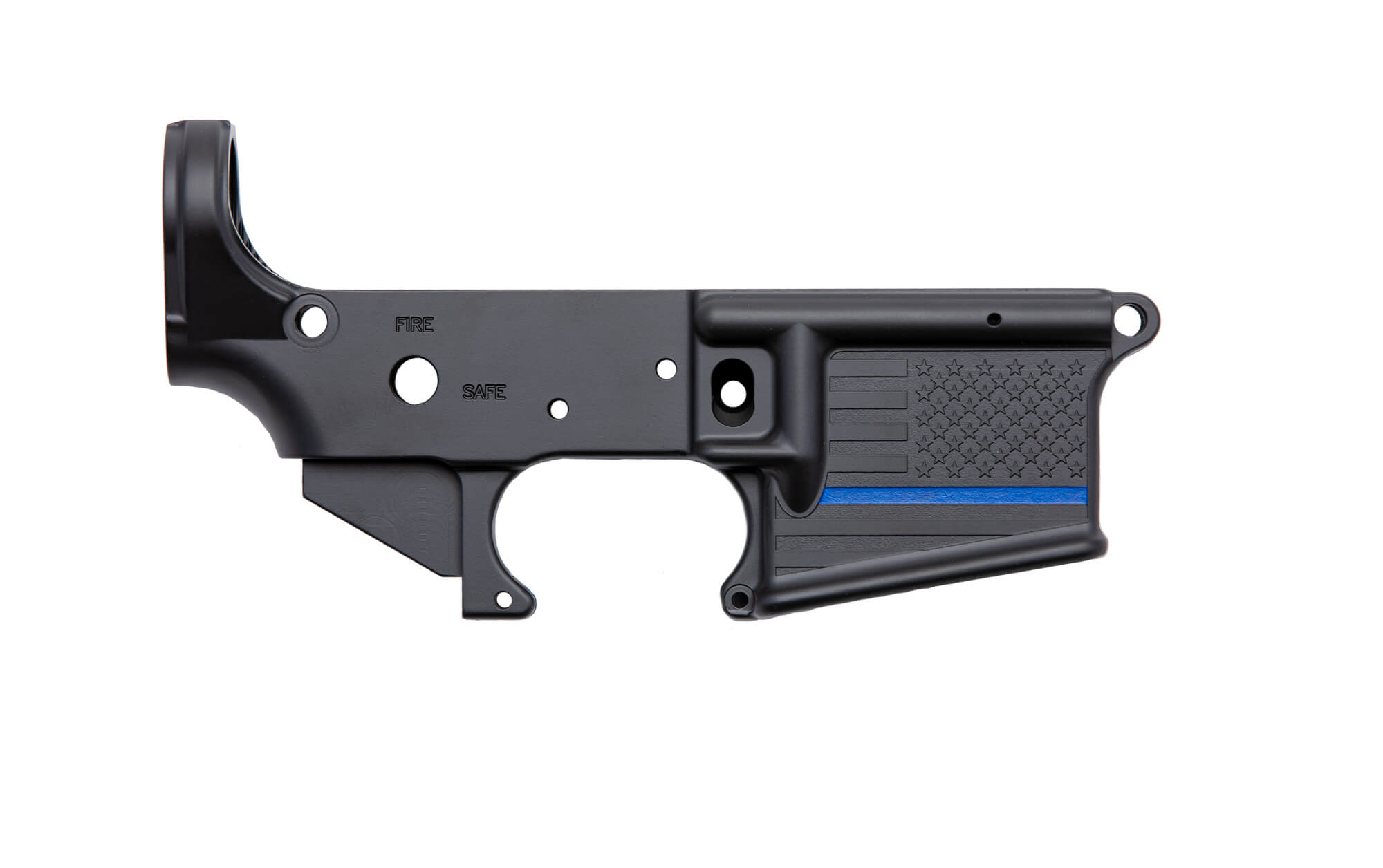 Stripped Lowers - Spikes Tactical