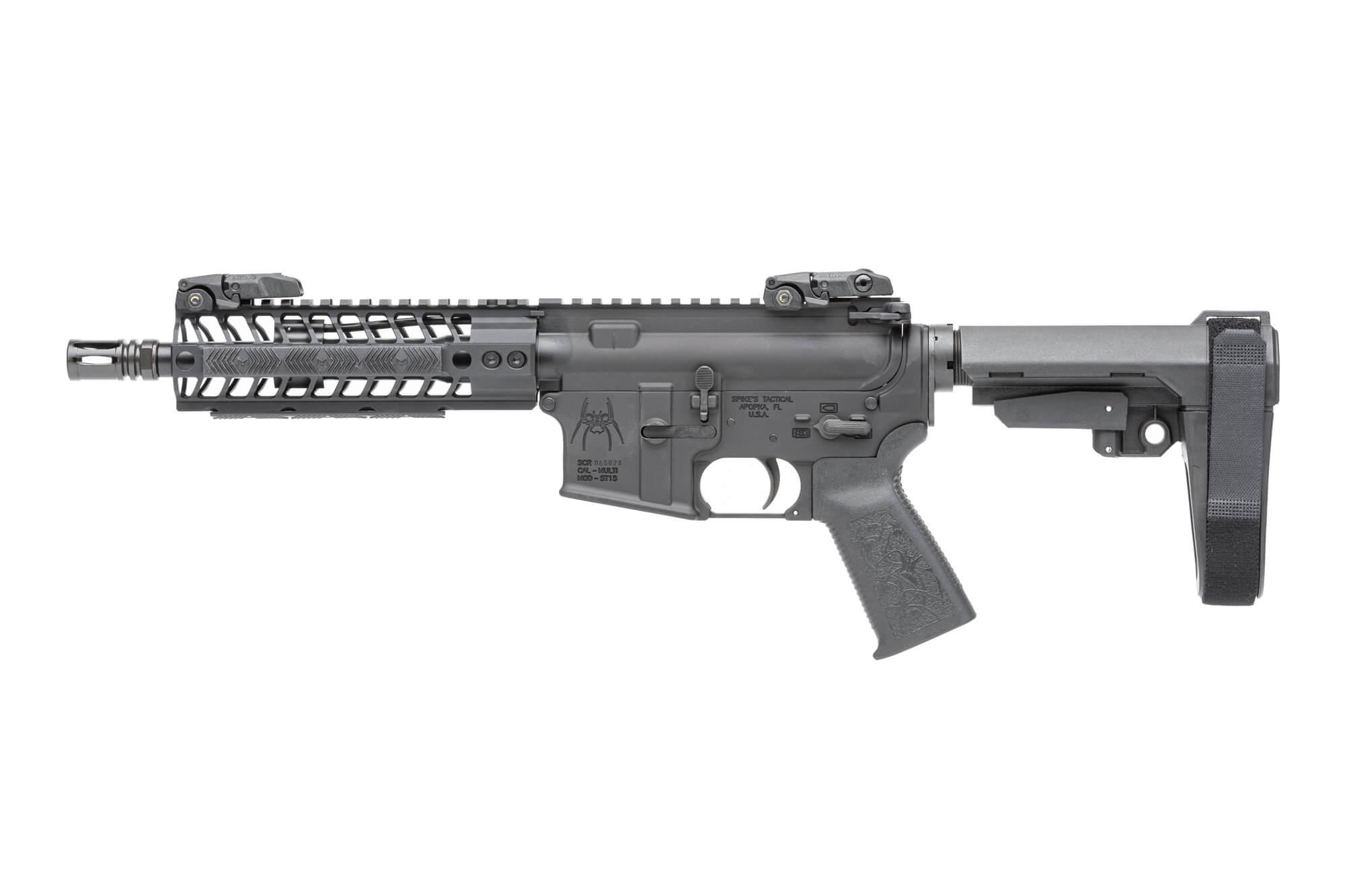 5.56 CHF 8.1″ 7″ M-LOK Pistol